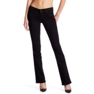 Level 99 | Black Chloe Bootcut Jeans